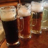 Photo taken at Bohemian Brewery by Guns on 10/19/2013