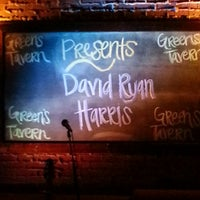 Photo taken at Green's Tavern by Aaron R. on 9/26/2013