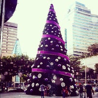 Photo taken at ION Orchard by ViVi A. on 12/8/2012