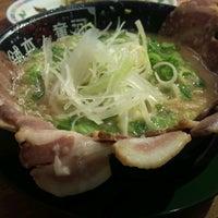 Photo taken at 河童ラーメン本舗 寝屋川店 by お腹 ソ. on 2/16/2013
