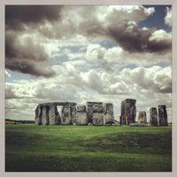 Photo taken at Stonehenge by Paulo B. on 6/2/2013