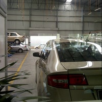 Photo taken at Proton Glenmarie Service Centre by Roxy S. on 2/15/2013