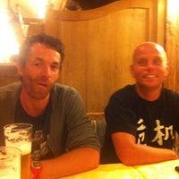 Photo taken at Ferrari Lounge by Klaas v. on 9/17/2012