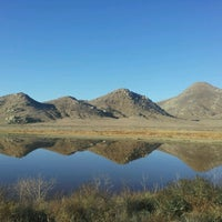 Photo taken at San Jacinto Wildlife Area by Kristopher K. on 11/4/2012
