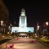 Photo taken at Los Angeles City Hall by Jon B. on 9/25/2012