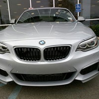 Photo taken at Westchester BMW by V on 11/7/2015