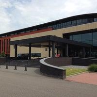 Photo taken at Van der Valk Hotel Middelburg by Janneke B. on 7/4/2014
