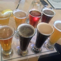 Photo taken at Altitude Chophouse & Brewery by Brent M. on 9/28/2013