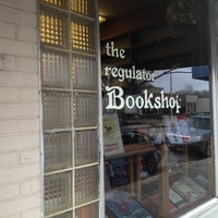 Photo taken at The Regulator Bookshop by Kevin R. on 1/3/2013