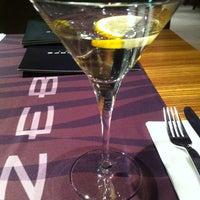 Photo taken at Zebra Café by Cihan K. on 1/26/2013