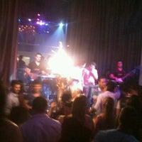 Photo taken at Cafe de La Musique by Gabi F. on 10/22/2012