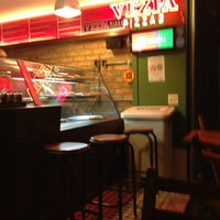Photo taken at Vezpa Pizzas by Marcos C. on 3/20/2013