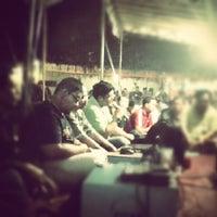 Photo taken at Surau Baitul Amin Sawangan by Ajoull F. on 10/27/2012