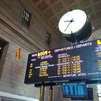 Photo taken at Union Station (YBZ) by Bob P. on 7/22/2013