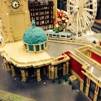 Photo taken at Legoland Discovery Centre by Bernadette K. on 1/2/2014