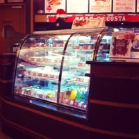 Photo taken at Costa Coffee by King L. on 12/29/2012