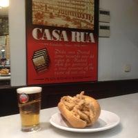 Photo taken at Casa Rúa by Jaime M. on 4/11/2013