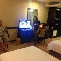 Photo taken at The City Hotel Sriracha, Chonburi by Fernfeii on 12/6/2015