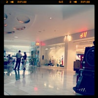 Photo taken at WhiteWater Shopping Centre by Danny T. on 7/27/2013