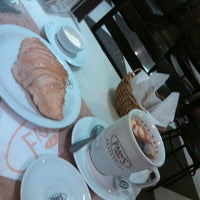 Photo taken at Fran's Café by Bru S. on 6/18/2013