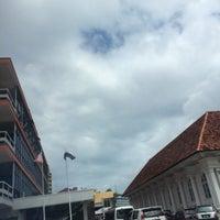 Photo taken at Pejabat Agama Islam Daerah Kuantan by Safwan M. on 1/5/2016