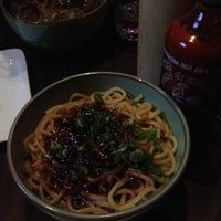 Photo taken at Chubby Noodle by Jen T. on 4/6/2013