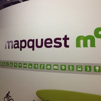 Photo taken at MapQuest, Inc. by Andy M. on 1/17/2013