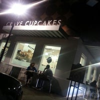 Photo taken at Crave Cupcakes by Jenny E. on 11/6/2012