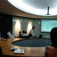 Photo taken at Telekom Malaysia Cyberjaya by N K. on 12/15/2014