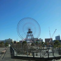 Photo taken at PACIFICO Yokohama by RUKA W. on 1/18/2013
