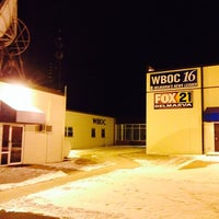 Photo taken at WBOC-TV by Lisa on 1/25/2014