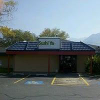Photo taken at Sushi Ya by DaveH on 9/17/2012