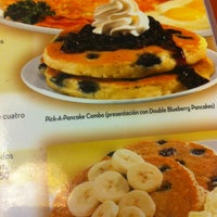Photo taken at IHOP by cHio V. on 10/21/2012
