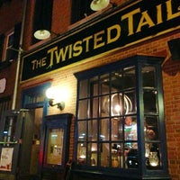 Photo taken at The Twisted Tail by Angela S. on 3/30/2013