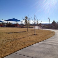 Photo taken at Spring Valley Park by Ellen K. on 1/25/2014