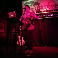 Photo taken at The Shaskeen Irish Pub by ZZ Zach Z. on 3/12/2013
