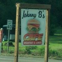 Photo taken at Johnny B'S Cafe by Courtney E. on 9/22/2012