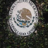 Photo taken at Consulado Geral do México by Luisa R. on 10/13/2015