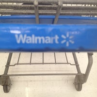 Photo taken at Walmart by Xorxito C. on 1/19/2013