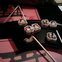 Photo taken at Real Sushi by Thaianne c. on 8/11/2013