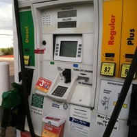 Photo taken at Shell by Fernando M. on 5/28/2013