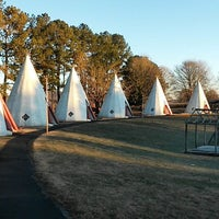 Photo taken at Wigwam Village #2 by Rev &. on 1/19/2016