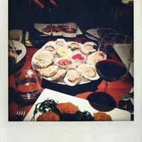 Photo taken at Gramercy Tavern by Nicole F. on 1/16/2013