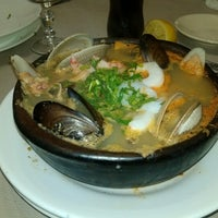 Photo taken at Restaurant Marisquería Marcoa by Felipe B. on 9/19/2012