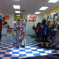 Photo taken at Kids' Hair by Chase S. on 9/15/2012