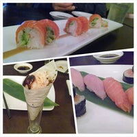 Photo taken at Sushi On La Cienega by Wilbur H. on 3/24/2014