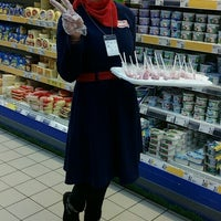 Photo taken at Carrefour by Teo I. on 11/8/2015