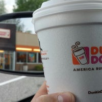 Photo taken at Dunkin' Donuts by Paul C. on 5/30/2014