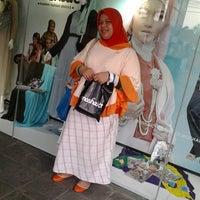 Photo taken at Moshaict - Moslem Fashion District Indonesia by Uli I. on 3/26/2013