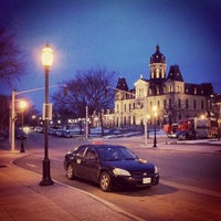 Photo taken at Provincial Legislative Building by Cliff P. on 3/27/2013